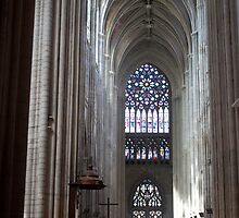 Saint Gatien's Cathedral by TheRoacH
