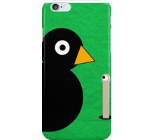 Bird and Worm iPhone Case/Skin