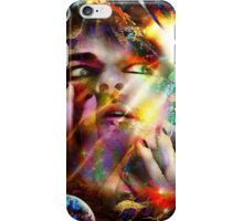The Temporal Voyaging Experience iPhone Case/Skin