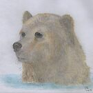 "Anthony´s Bear ""at ease"" by LadyE"
