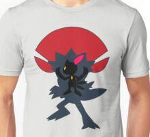 Pokémon - Weavile Evolution Unisex T-Shirt