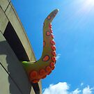 Tentacle at Hamer Hall, Melbourne by jezkemp