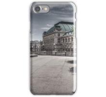 Albertina's terrace iPhone Case/Skin