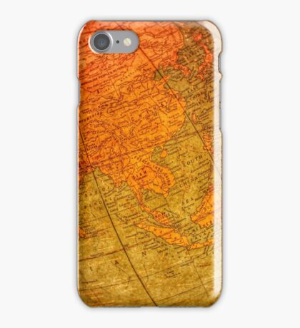 The Wonders of The World Await Me iPhone Case/Skin