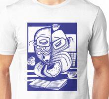 Blue, Blue that empty blue Unisex T-Shirt
