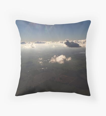Yarrawonga Rays Throw Pillow
