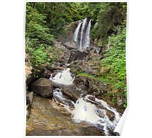 SRI LANKAN WATERFALLS. 2 Poster