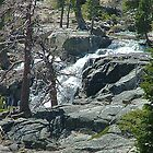 Falls That Feed Lake Tahoe by Mike Pesseackey (crimsontideguy)