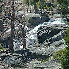 Falls That Feed Lake Tahoe by Mike Pesseackey (crimsontideguy)
