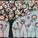Dawn tree by sue mochrie