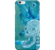 Evaporating Skull iPhone Case/Skin