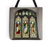 Window #1 - St Olave's Church - York. Tote Bag