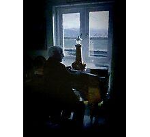 loneliness Photographic Print