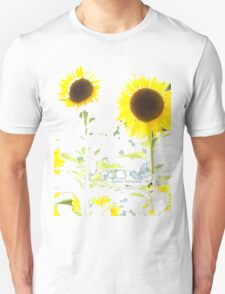 Sunny and Bright for babies, art in a T ! T-Shirt