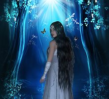 Elfin Dreams by michellerena