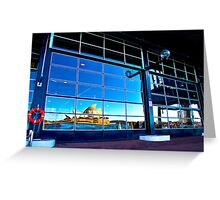 A Reflection on Sydney Opera House #2 - Australia Greeting Card