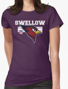 Swellow Womens Fitted T-Shirt