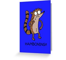 Hamboning!!! Greeting Card