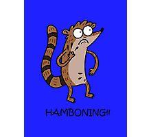Hamboning!!! Photographic Print