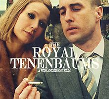 The Royal Tennenbaums Poster by tyler-is-real