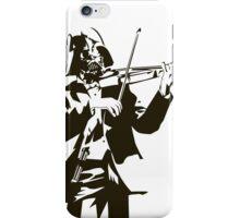 Vader Violin iPhone Case/Skin