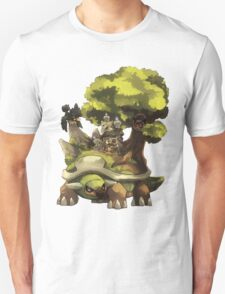 Torterra environment T-Shirt