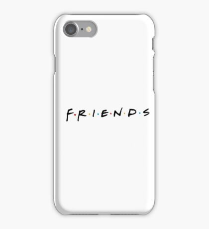 Friends Logo iPhone Case/Skin