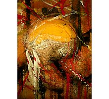 trophy... world cup abstract Photographic Print