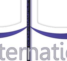 IPD - AMSTERDAM Sticker