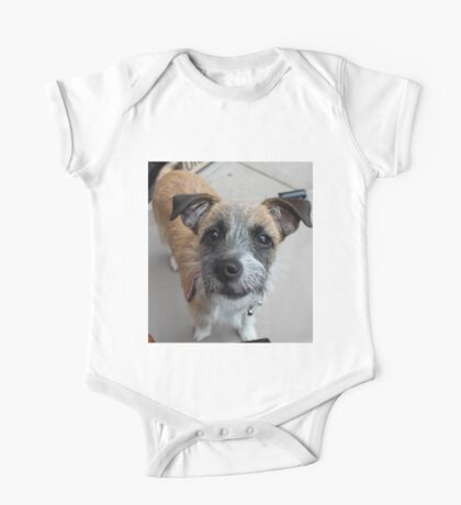 Lily, the Jack Russell Terrior One Piece - Short Sleeve