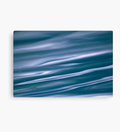 Water Abstract I Canvas Print