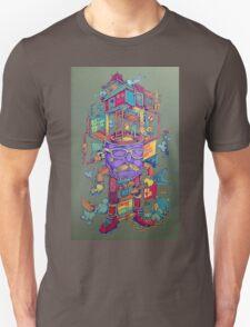 the multitasking boy Unisex T-Shirt
