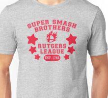 Super Smash Bros. Rutgers League Unisex T-Shirt