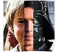 STAR WARS: Anakin Skywalker Evolution (Darth Vader Evolution) Poster
