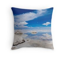 Uyuni Throw Pillow