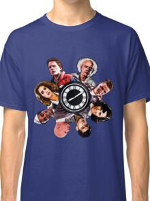 BTTF: Clock Tower MIX Classic T-Shirt