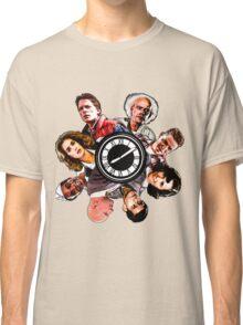 BTTF: Clock Tower MIX Classic T-Shirt