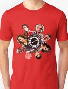 BTTF: Clock Tower MIX Unisex T-Shirt