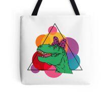 Rockabilly Rex Tote Bag