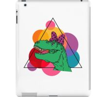 Rockabilly Rex iPad Case/Skin