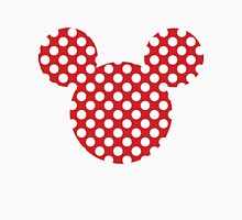 Polka dot Minnie/Mickey Mouse Silhouette T-Shirt