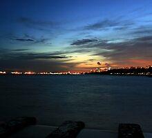 An Evening in Singapore by Vivek Bakshi