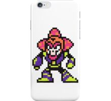 plant man iPhone Case/Skin