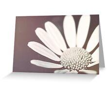 faded memories Greeting Card