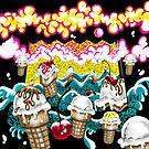 Ice Cream Dream2 by Steve Farr