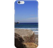 Fraserburgh Lighthouse iPhone Case/Skin