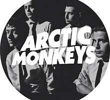 Arctic Monkeys by trechy