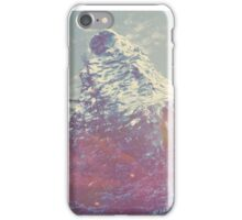 Mountains Are the Best iPhone Case/Skin