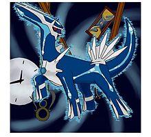 Dialga - Time Flies by PokemasterShay