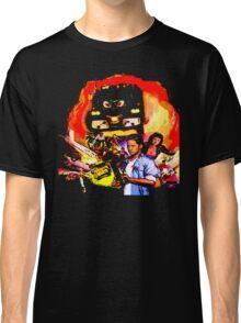 Imagine your worst nightmare: machines take over the world! Classic T-Shirt